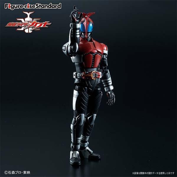 [Kamen Rider] Figure-rise Standard Masked Rider Kabuto