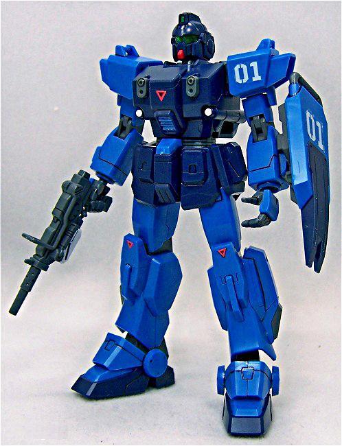 [080] RX-79BD-1 Blue Destiny Unit 1 (HGUC)