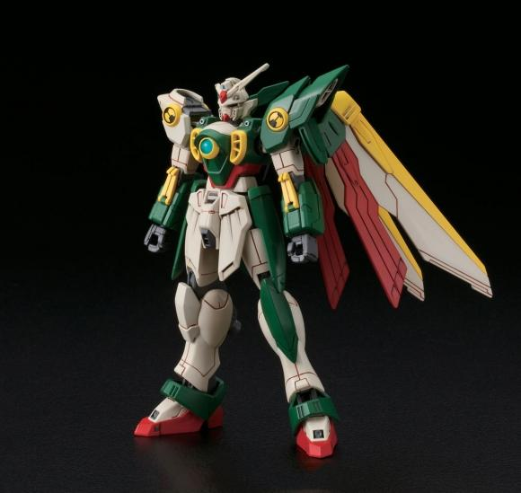 [006] HGBF 1/144 Wing Gundam Fenice