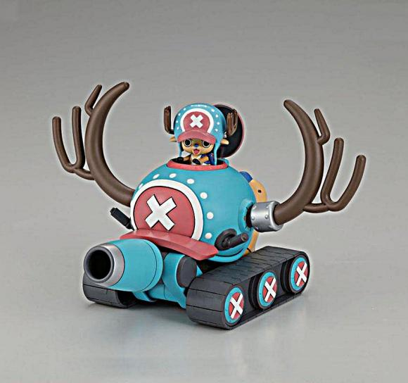 ONE PIECE Chopper Robo 01 Chopper Tank