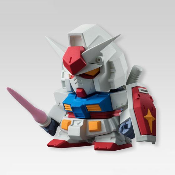 Build Model Gundam5 in 1 Combo Set