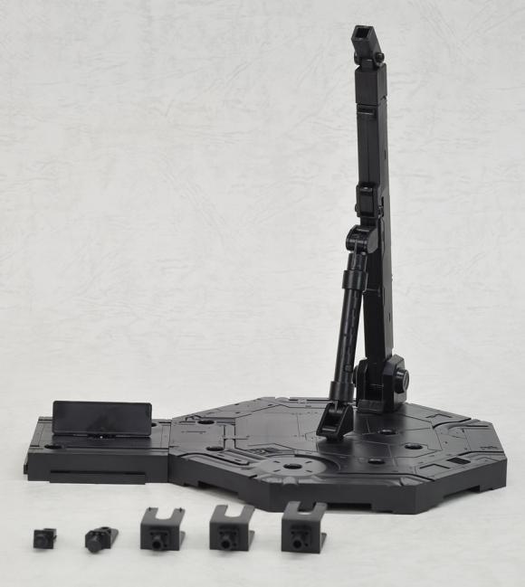 [TGF] Action Base MG/HG (Black) (1/100,1/144)