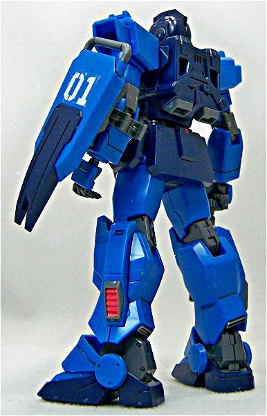 [080] RX-79BD-1 Blue Destiny Unit 1 (HGUC)