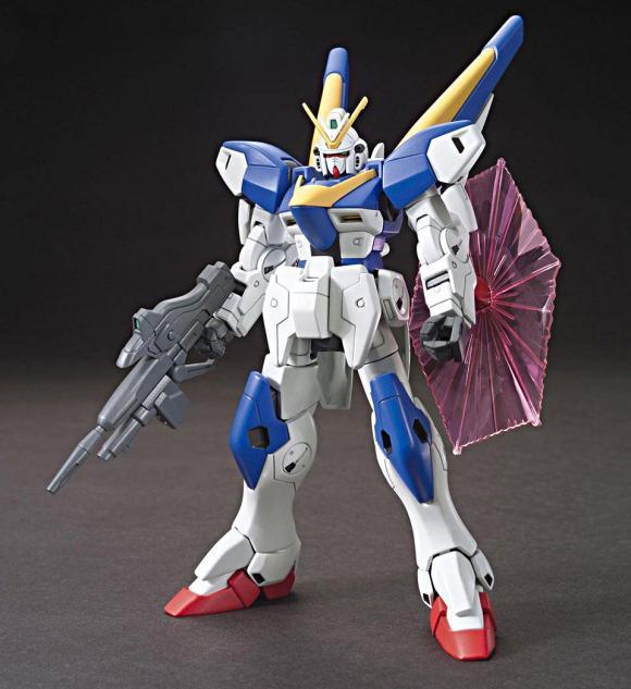 [169] Victory Two Gundam (HGUC)