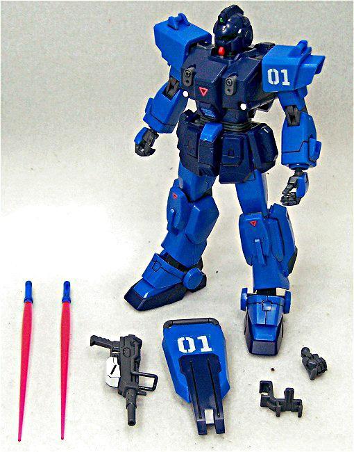 [080] HGUC 1/144 Blue Destiny Unit 1