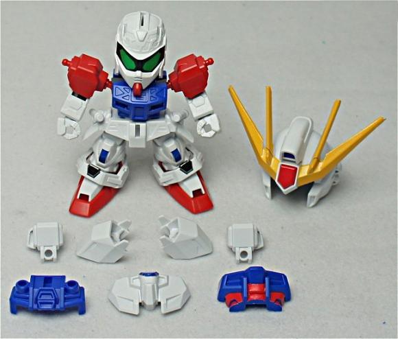 [388] Build Strike Gundam Full Package (SD)