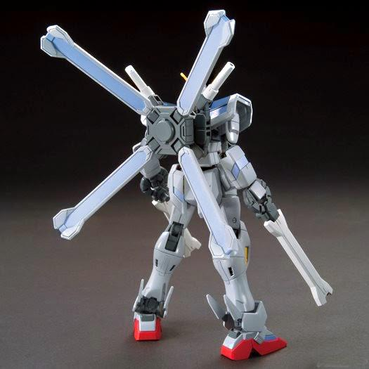 [014] Cross bone Gundam Maoh (HGBF)