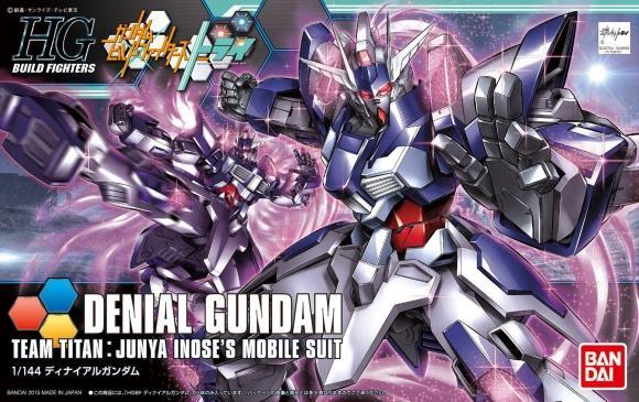 [037] HGBF 1/144 Denial Gundam