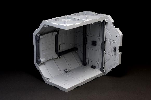 Octagon Space Cabin
