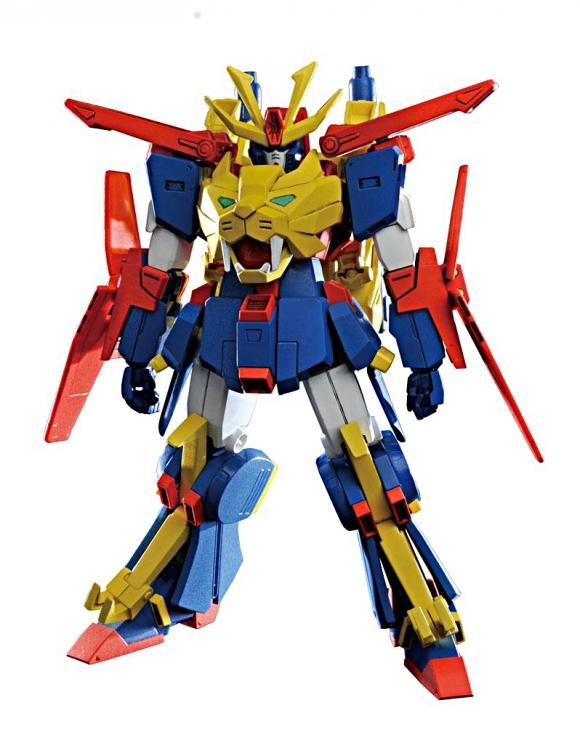 [038] HGBF Gundam Tryon 3 (HGBF)