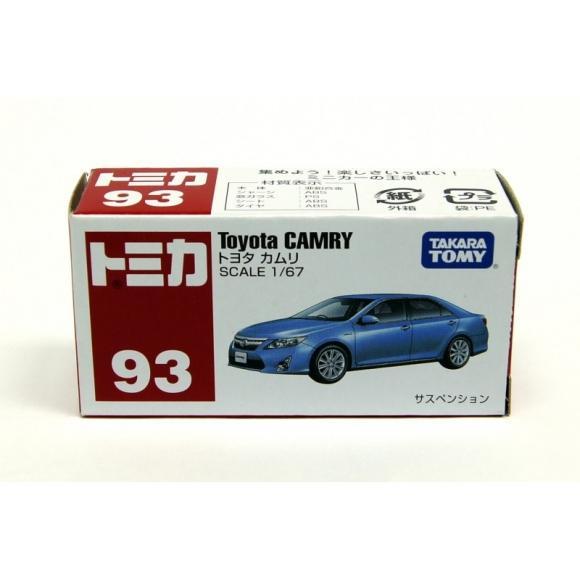 Tommy Takara Diecast vehicle - #93 TOYOTA CAMRY