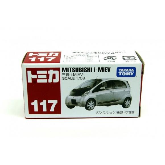 Tommy Takara Diecast vehicle - #117 MITSUBISHI I-MIEW