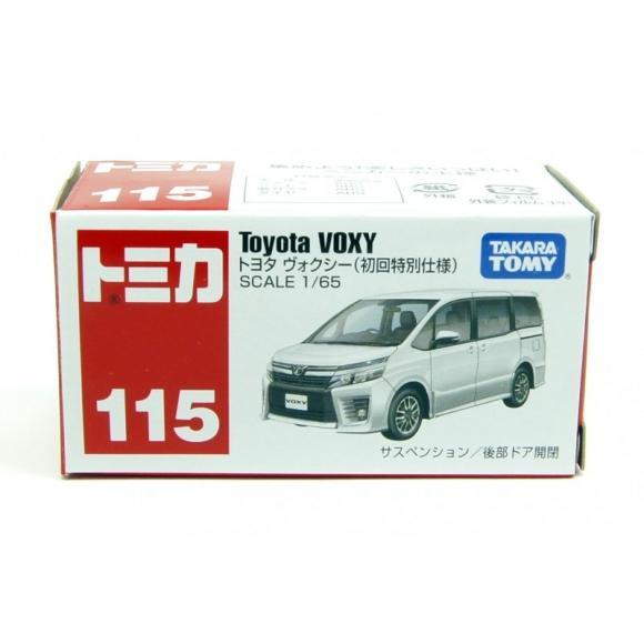 Tommy Takara Diecast vehicle - #115 TOYOTA VOXY (1ST)