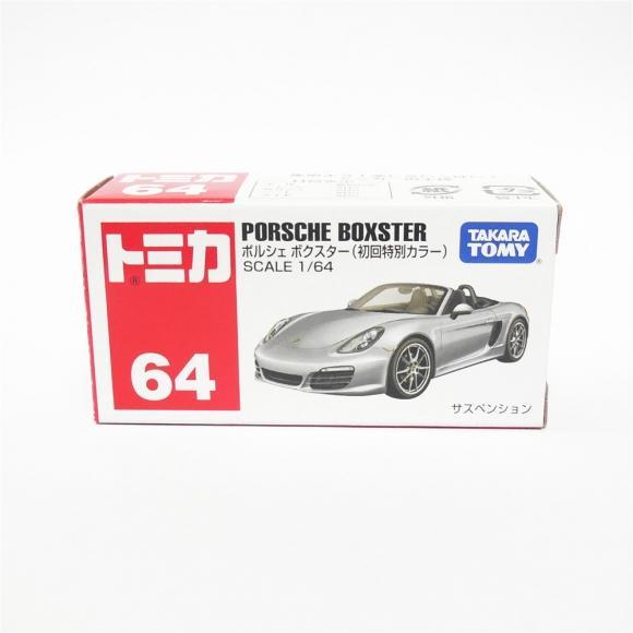 Tommy Takara Diecast vehicle - #64 PORSCHE BOXSTER