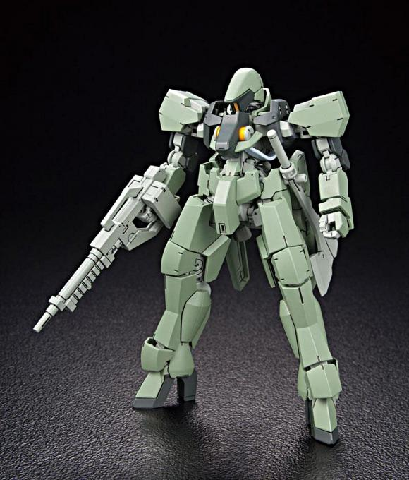 [Iron Blooded Orphans 002] Graze (HG)
