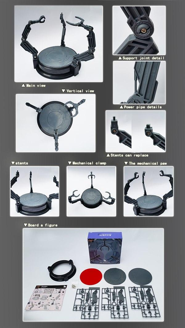 Anubis multi function base for 1/144