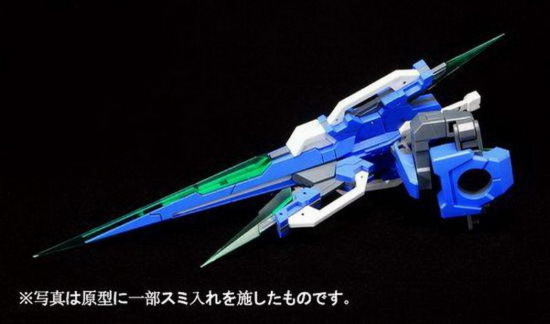 BTF GN Sword Full Saber IV for MG Gundam QAN[T]