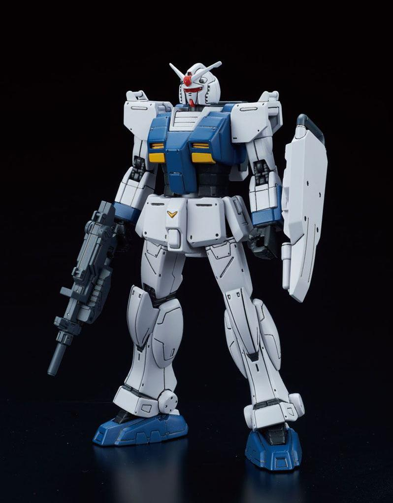 [010] HG ORIGIN 1/144 Local Type Gundam