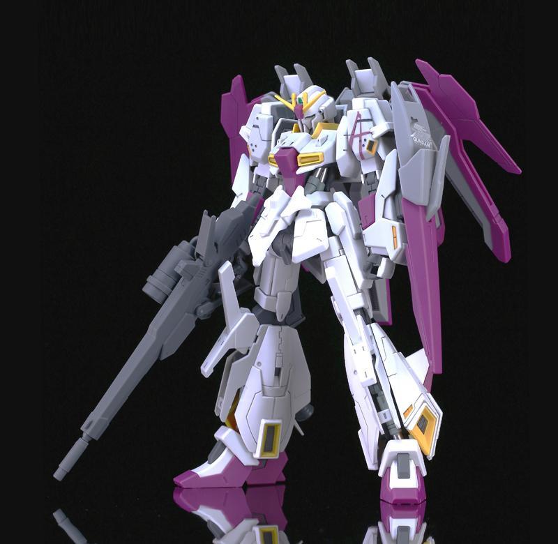 1/144 (HGBF) LIGHTNING ZETA Gundam Aspros