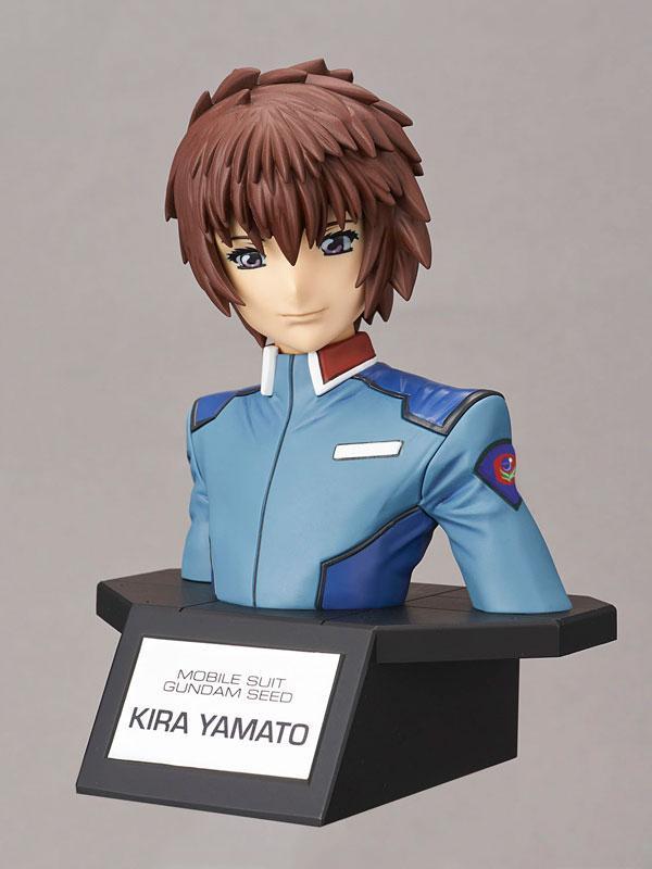 [001] Figure-Rise Bust - Kira Yamato