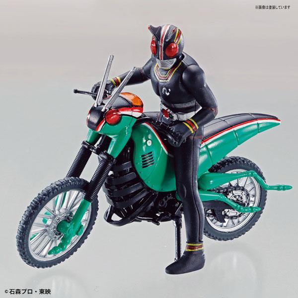 [Kamen Rider] 03 Mecha Collection Kamen Rider Battle Hopper