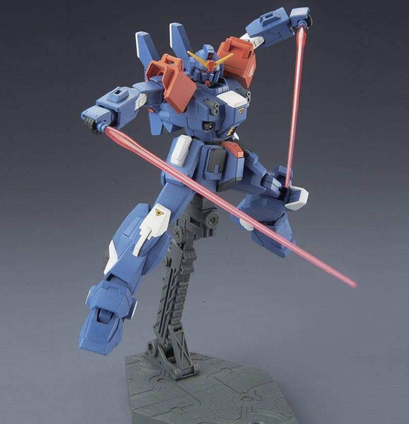 [208] HGUC 1/144 Blue Destiny Unit 2 [EXAM]