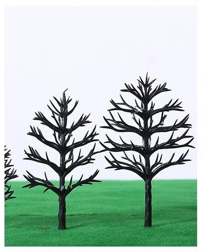[Diorama] Plastic Trees Trunk - Medium (10 pcs)