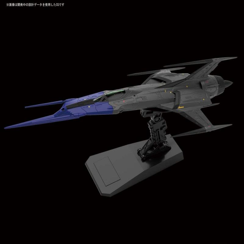 [Battleship Yamato] Type 0 Model 52 bis Autonomous Space Fighter Black Bird