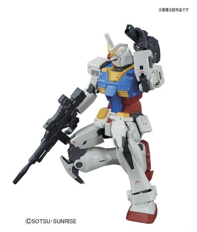 Mega Review: Gundam Fix Figuration Metal Composite RX78-02