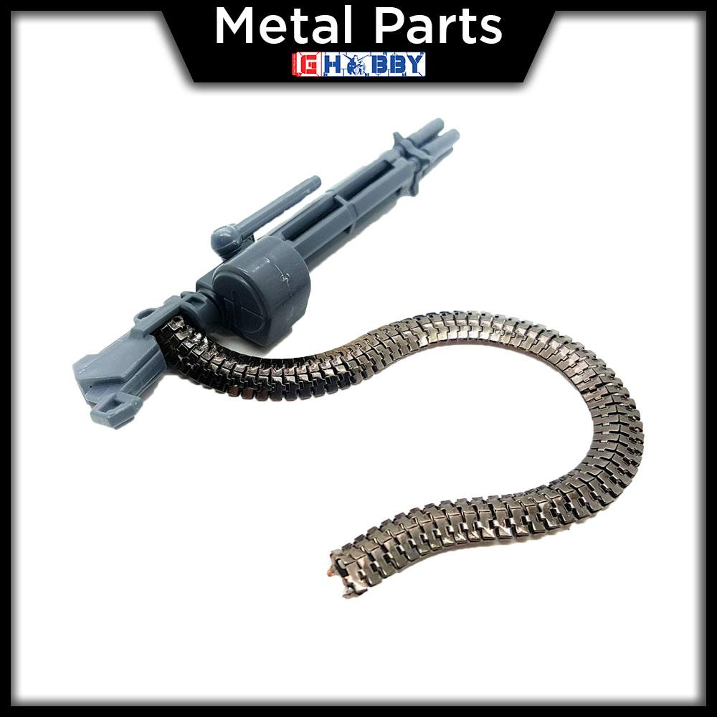 Minigun Bullet Metal Part: Mod...