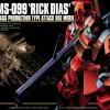 [033] HGUC 1/144 Rick Dias (Red)