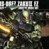 [087] HGUC 1/144 MS-06FZ Zaku II FZ