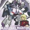 Scale Model 1/100 Blaze Zaku Phantom (Rey Za Burrel)