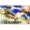 HGUC 1/144 MS-06 Zaku The Ground War Set