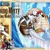 ONE PIECE Going Merry flying Model