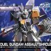 [R02] HG 1/144 Duel Gundam Assaultshroud