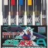 GMS120 Gundam Marker Gundam Age Marker Set