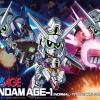 [369] SDBB Gundam AGE-1