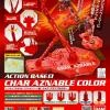 [Bandai] Gundam MG/HG Action Base 1 (Red)