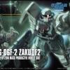 [105] HGUC 1/144 MS-06F-2 Zaku II F2