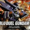 [044] HG 1/144 Blu Duel Gundam