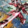 MG 1/100 ZGMF-X19A ∞ Infinite Justice Gundam