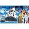 ONE PIECE [07] Marine Warship