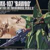 [031] HGUC 1/144 AMX-107 Bawoo Production Type Gundam