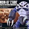 [006] HGUC 1/144 MSM-07 ZGok Mass Production Type