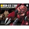 [019] HGUC 1/144 MSM-07S Char's Z'Gok