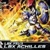 [001] Hyper Function LBX Achilles (Plastic model)