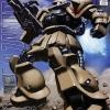 MG 1/100 MS-06F-2 Zaku II F2 (E.F.S.F. Color)