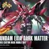 [013] HGBF 1/144 Gundam Exia Dark Matter