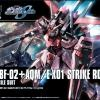 [176] HG 1/144 MBF-02+AQM/E-X01 Strike Rouge